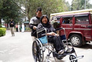 #Go Assist – Unleashing the Power of Poll Volunteers for Accessible Elections