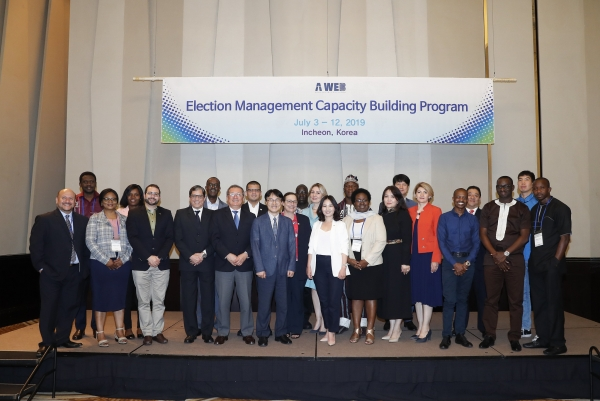 Election Management Capacity Building Program