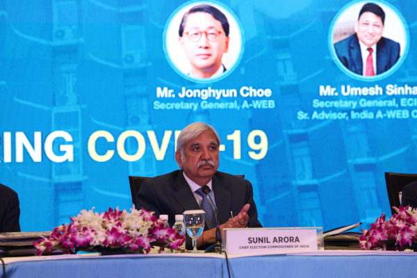 International Experiences of Conducting Elections during COVID-19